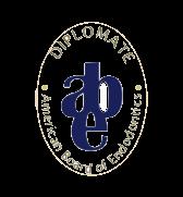 American Board of Endodontics Diplomate badge